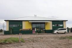 Новое здание зоопарка на «Фортуне