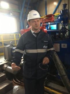 Директор Иркутского филиала ООО «Газпром бурение» Виталий Буняев:  «В нашей стране давно не было проектов, когда в столь сжатые сроки и на такие расстояния мобилизуется колоссальный объем бурового оборудования и людских ресурсов».