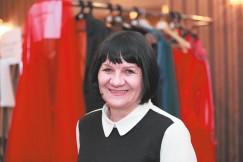 Модельер Ирина Набоко приехала в Иркутск из далекого Казахстана и пообещала, что еще обязательно сюда вернется.