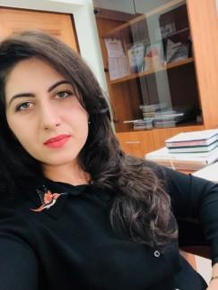 Лиана Шалунц — одна из самых активных участников Иркутской армянской общины