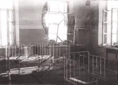 Во время декабрьских боёв 1919 года детская больница подвергалась обстрелу. Фото Джованни Минизини