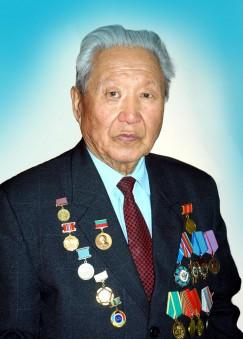 Георгий Иннокентьевич Петров