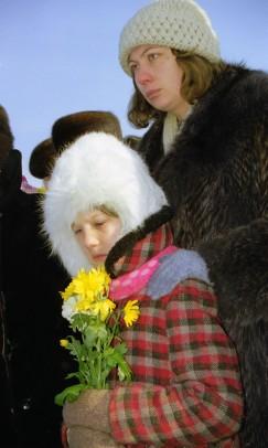 Похороны детей из детского дома