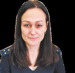 Наталья Овчинникова, старший следователь: «Нередко люди попадают в лапы мошенников, собственноручно создавая им условия для обмана»