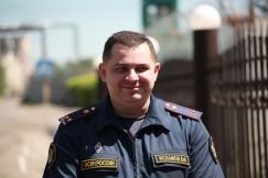 Борис Исламов: «Начальник отряда решает целый комплекс вопросов».